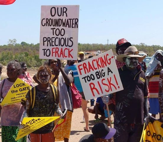 Fracking Report Confirms Need for Immediate NT Moratorium