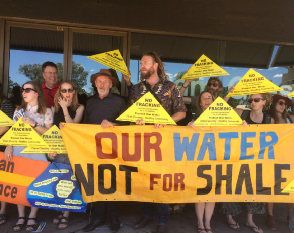Community calls for release of the NT Inquiry into Hydraulic Fracturing