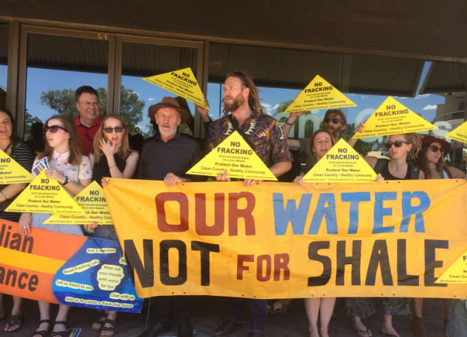 Community Action Against Fracking