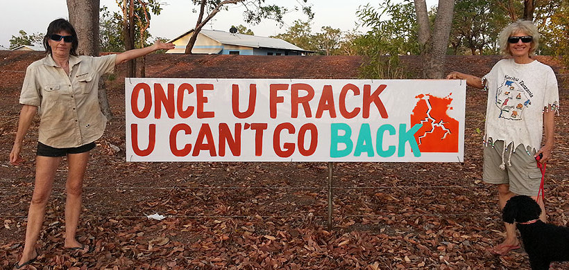 New NT Fracking regulations rush job, fails well integrity test