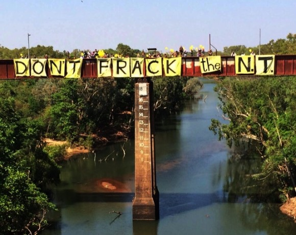 Gasfield-Free NT Roadshow Launch