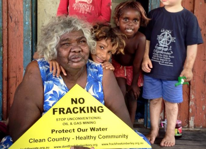 Frack Free NT Newsletter – April