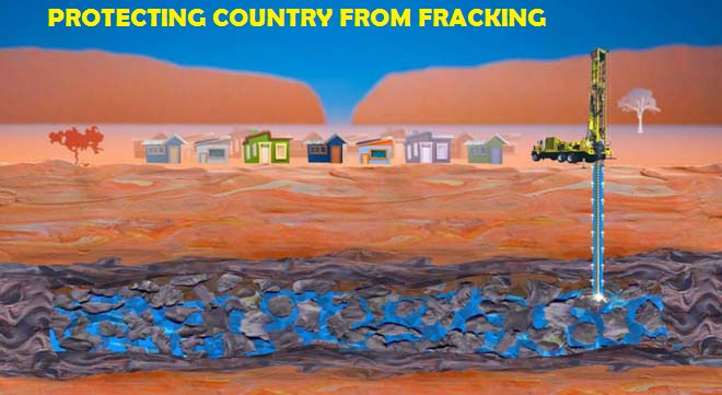 New Short Film: Protecting Country From Fracking