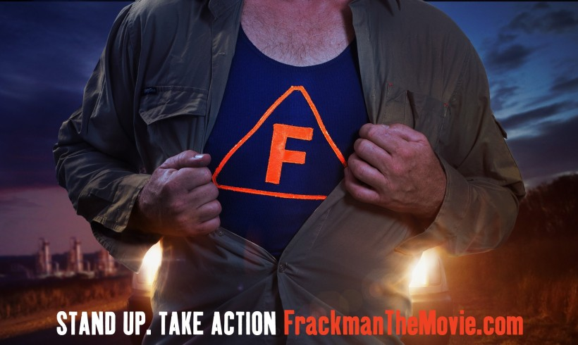 Frackman Film Screenings