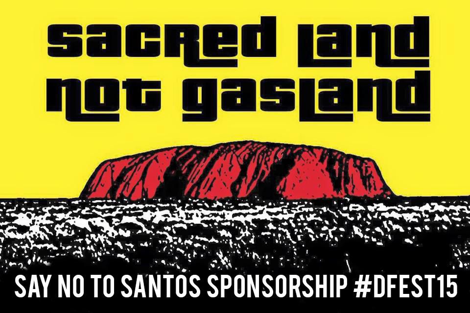 sacred land not gasland