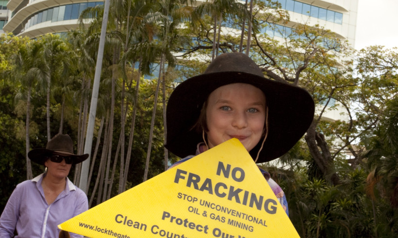 Inbox jammed: Over 700 submissions on gas fracking pipeline