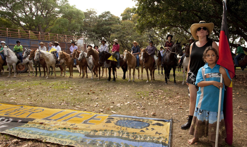 Frack free voices inside NT Parliament? Here's how.