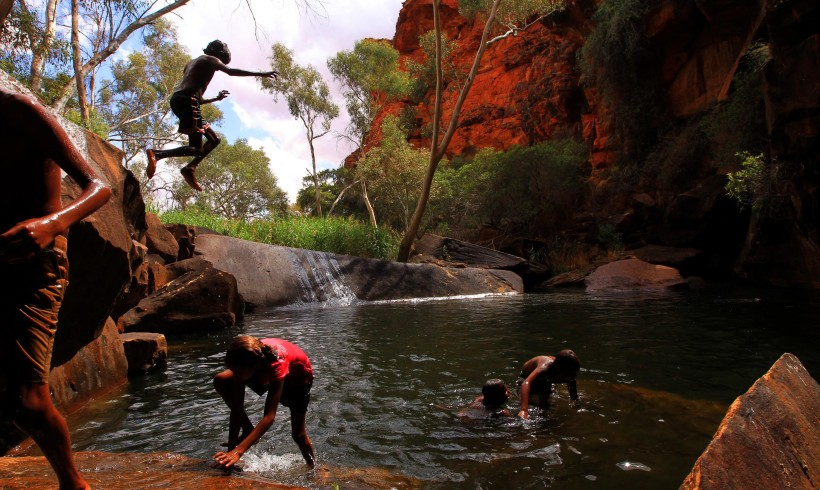 National shock: Fracking in Watarrka (Kings Canyon) National Park must be prevented