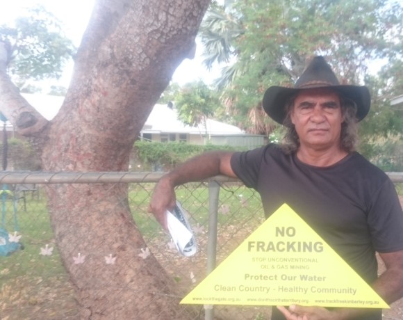 Regional landowners unite to stop fracking in the Gulf Country