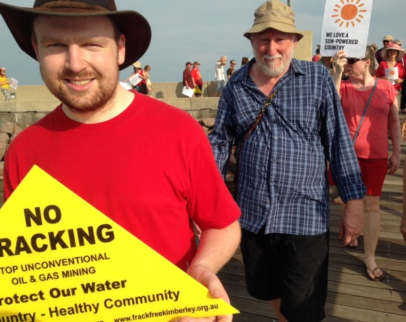 Halt on gas fracking a vital first step in listening to Territorians