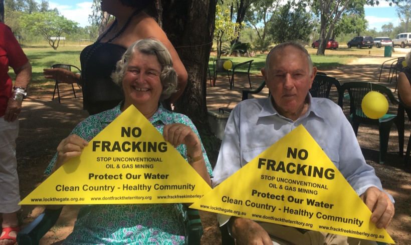 Getting Involved with Frack Free