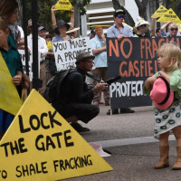Heat on Fracking Gasfield Inquiry in the Territory