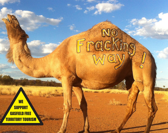 Tourism operators 'go gasfield free' to protect our icons
