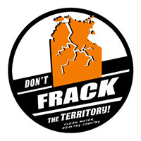 Dont Frack the Territory
