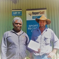 Job opportunity in the Northern Territory