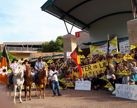 Community vindicated by NT Labor Conference vote for fracking ban